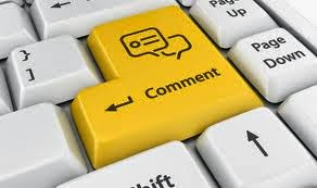 How to Change Blogger POST A COMMENT Message