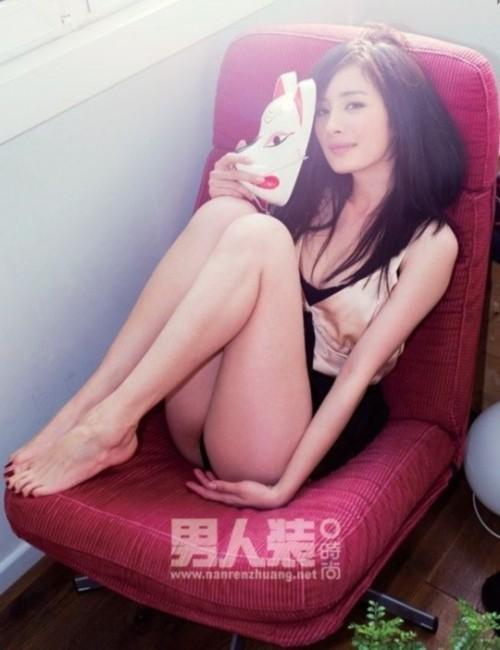 yang mi bikini, yang mi nude, yang mi sexy scene, yang mi topless, yang mi hot