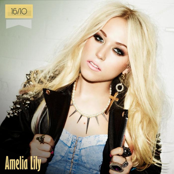 16 de octubre | Amelia Lily - @AmeliaLilyOffic | Info + vídeos