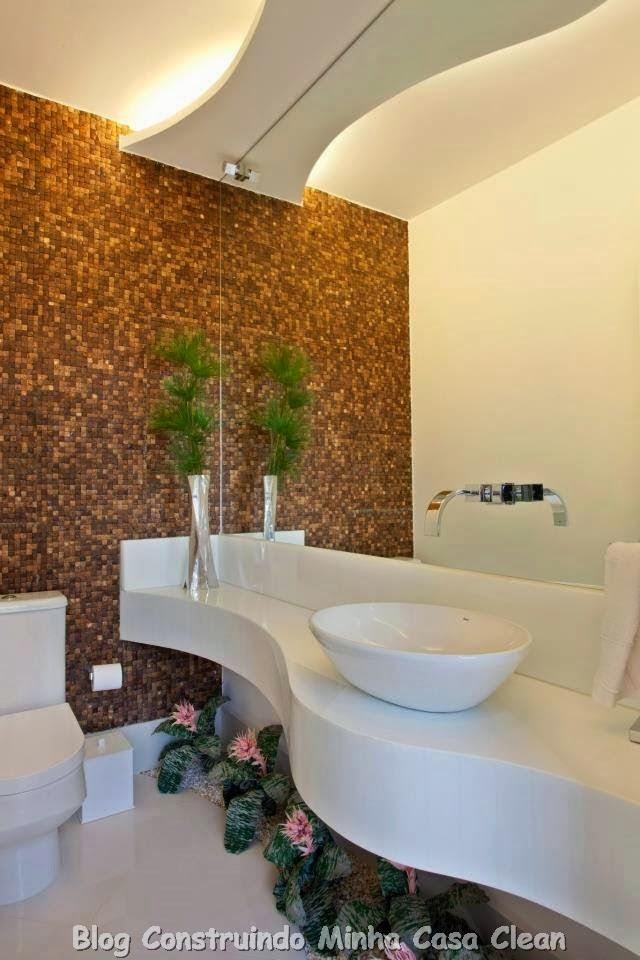 construindo minha casa clean os 10 ambientes decorados mais top do blog inspire se. Black Bedroom Furniture Sets. Home Design Ideas