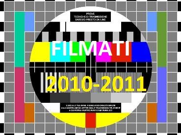 FILMATI PARTITE STAGIONE 2010-1011