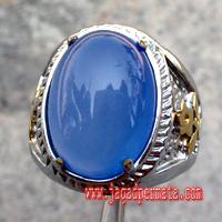 Batu Kalsedon Biru Mizone