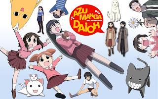 characters from Azumanga Daioh