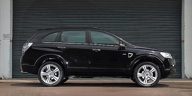 2011 Chevrolet Captiva Prime Limited Cars Specifications Review And