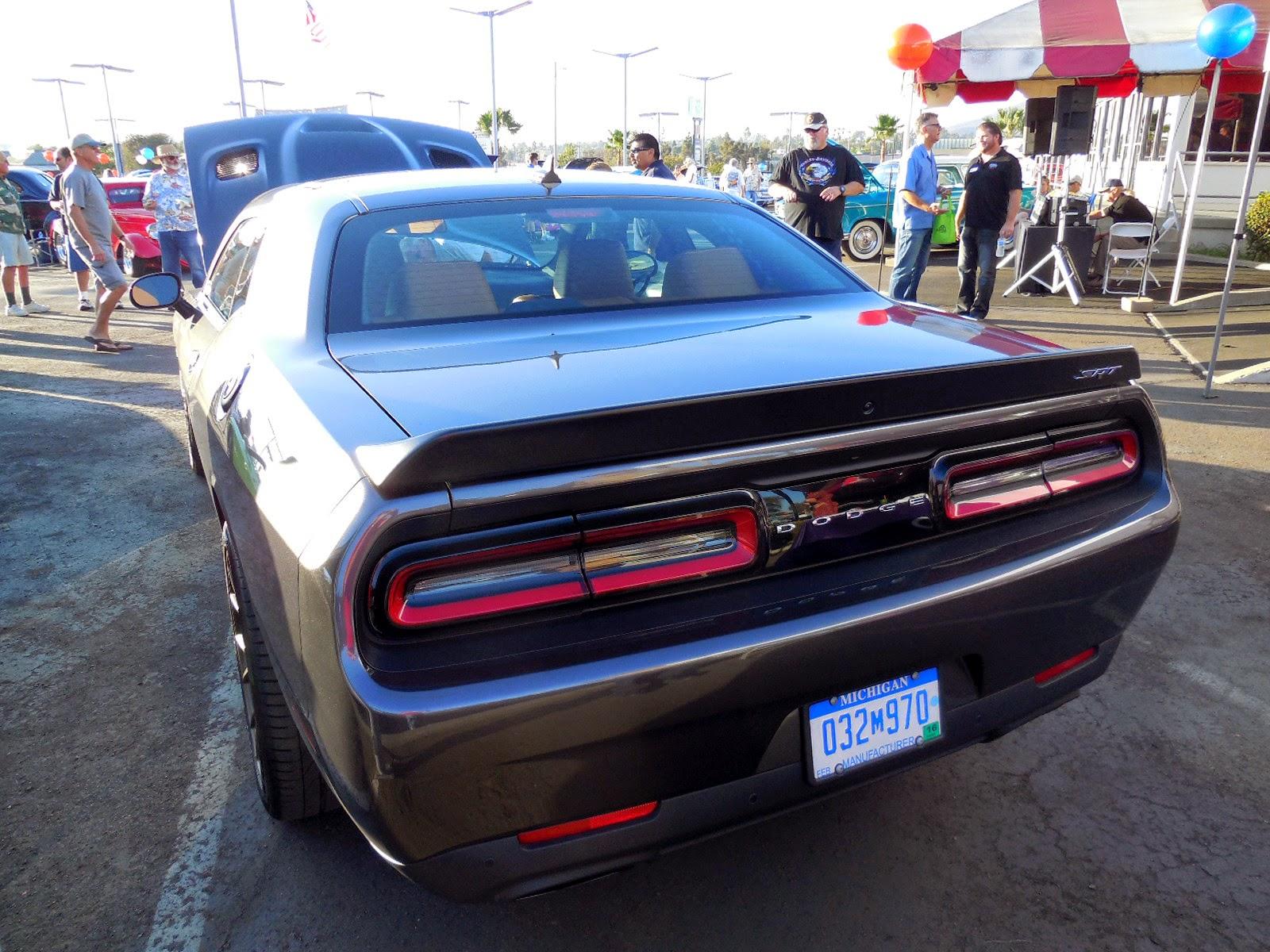 Carl Burger Dodge San Diego >> Just A Car Guy: Carl Burger Dodge, the biggest San Diego Mopar dealership, had it's annual ...