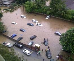 Banjir Kilat Lg wehhhh!!!!