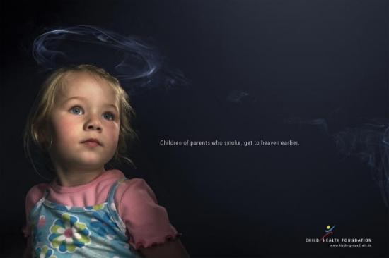 Girl About anti smoking great