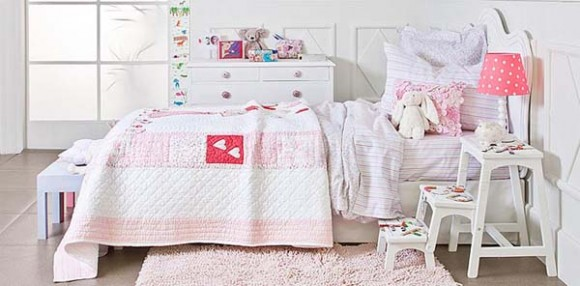 Habitaciones para ni os de zara home kids decora festa infantil - Zara home kids cortinas ...