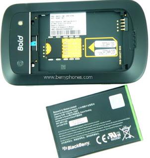 Review dan Spesifikasi BlackBerry Touch 9900