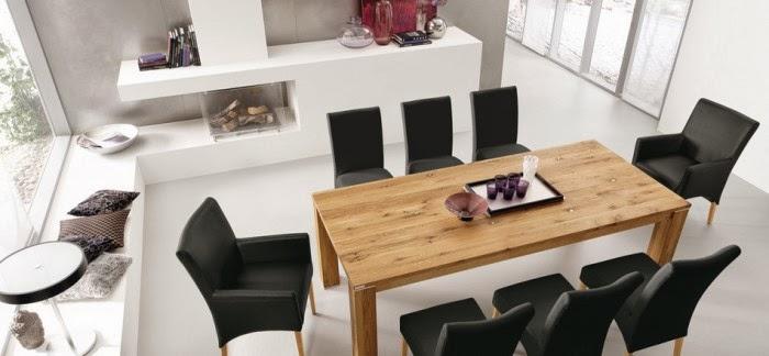 Modernes Salles À Manger