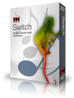 Switch Audio Converting Software