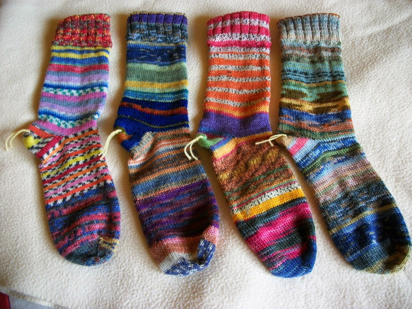 Socks Made On 88