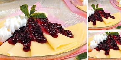 Resep Masakan Pancake Swedia