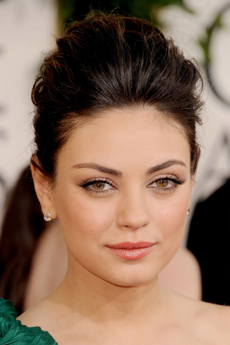 Picture Gallery: Mila Kunis Hairstylist Talks Frizz-Free - Hairstyle Games For Free