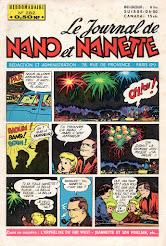 Prochaine publication: Le journal de Nano et Nanette nº 282