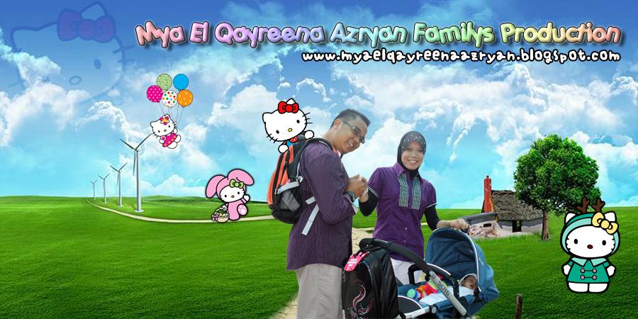 Mya El Qayreena Azryan