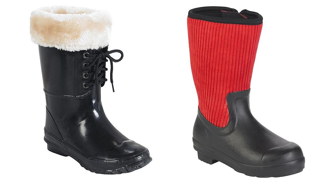 Women's Rain Boots Deals: 50 to 90% off deals on Groupon Goods. Nomad Footwear Women's Printed Paisley Rain Boots. Snow Tec Tina Women's Waterproof Rain Boots.