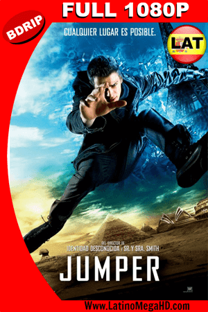 Jumper (2008) Latino Full HD BDRIP 1080P ()