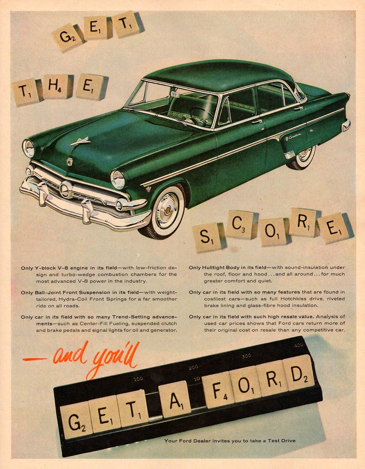 Vintage Car Ads ~ neat-stuff-blogs