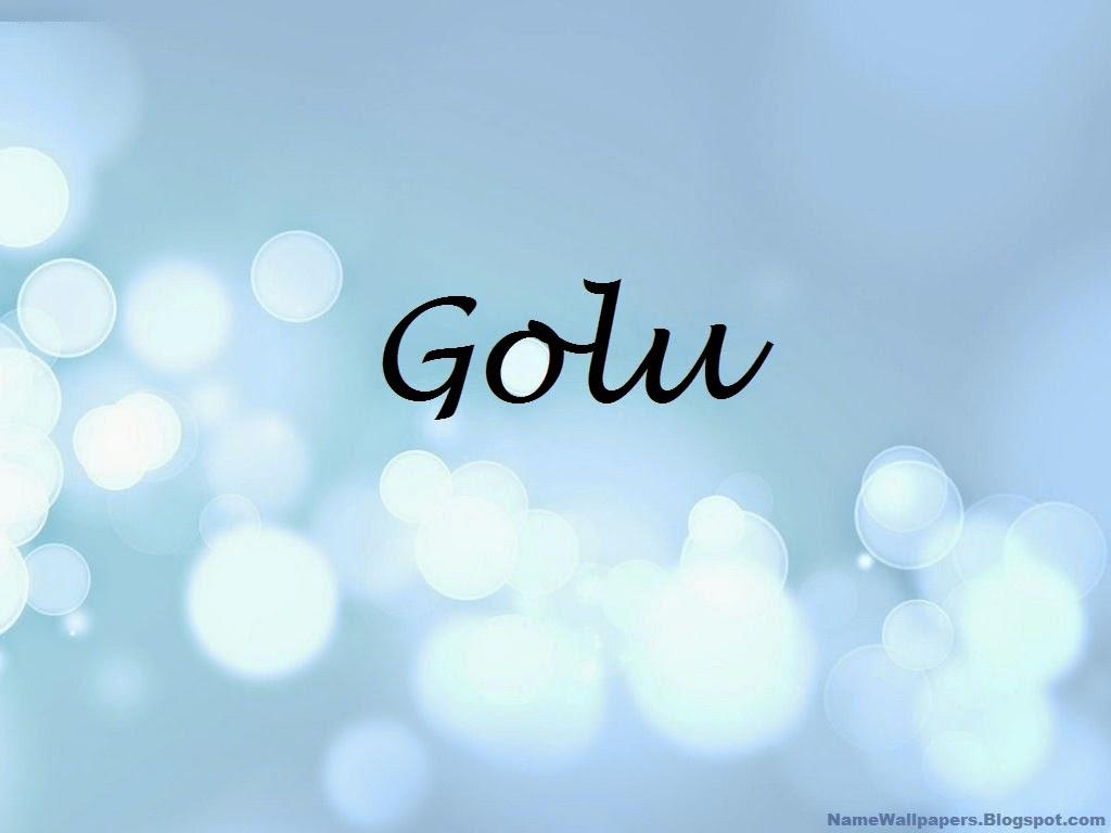 Golu Name Wallpapers Golu ~ Name Wallpaper Urdu Name ...