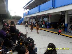 Danza prehispánica