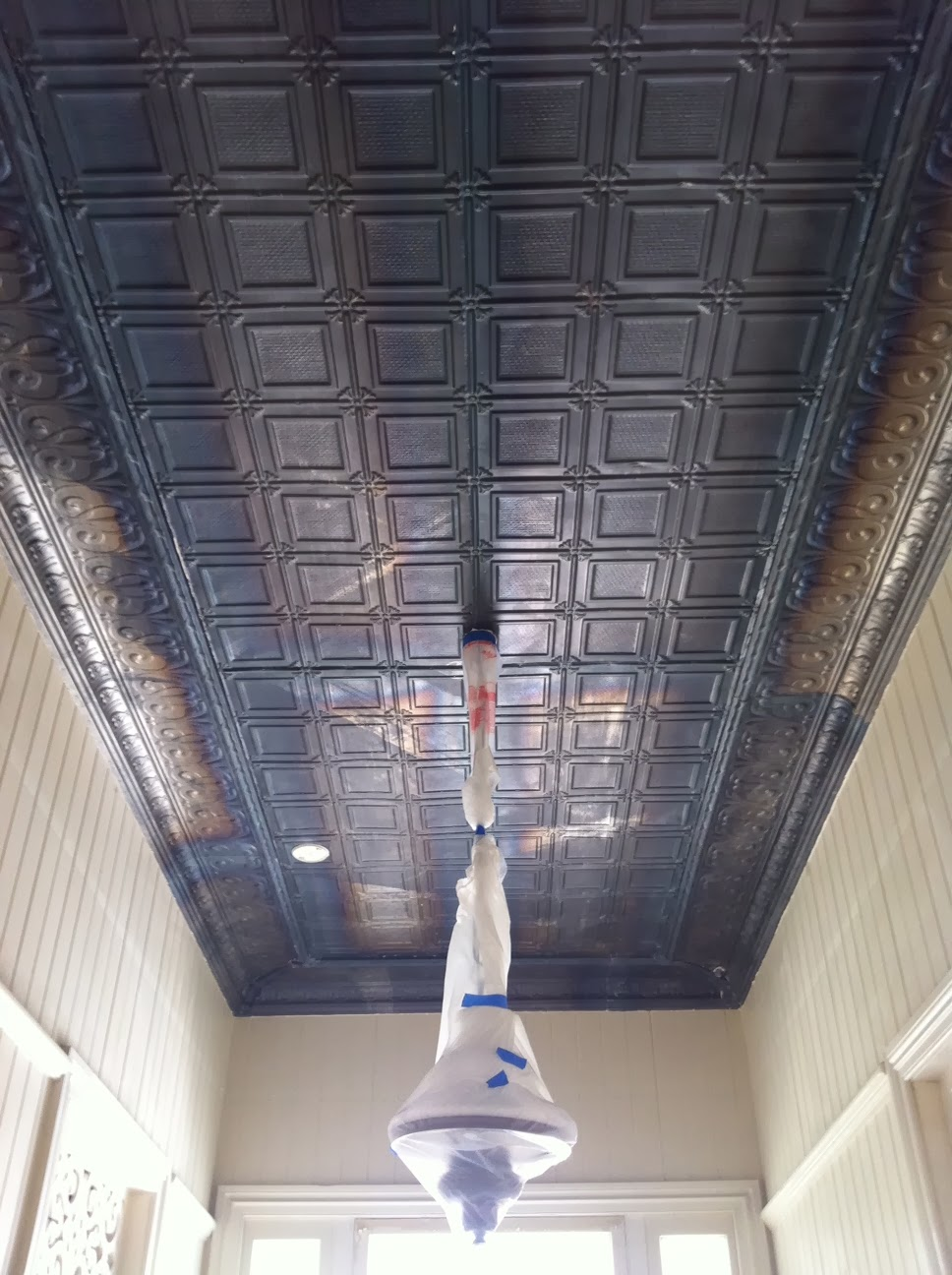 Weu0027d Love To Try The Soda Blasting On Our Ceilings And I Rang A Few  Providers To Get Some Insights. Unfortunately, Because Ours Are Painted In  Lead Paint, ...