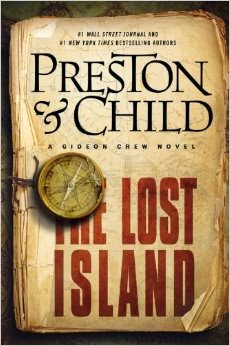 The Lost Island by Preston & Child is a great thriller!