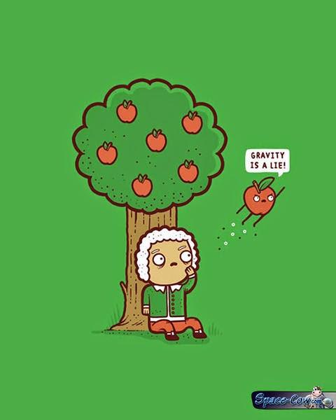 funny comics apple picture
