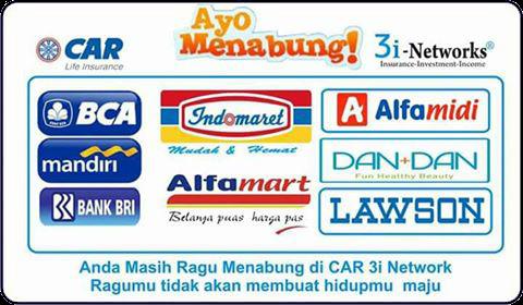 TABUNGAN 3I-NETWORKS CAR