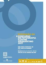 """EXPOSIÇÃO DO 2º CONCURSO DE FOTOGRAFIA """"ILUSTRE AMARANTINO 2017""""E FOTOGRAFIA"""