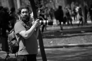 Colegio de Periodistas expresa preocupación por detención de fotógrafo Felipe Durán