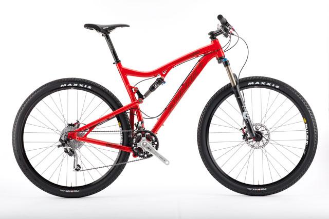 Sepeda MTB Frame Carbon | Gambar Sepeda Gunung MTB