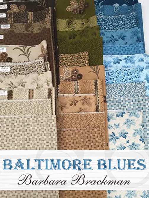 Baltimore Blues: Shops Are Ordering Now