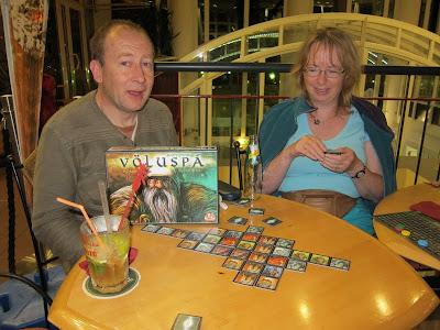 Voluspa - Dave and Hazel
