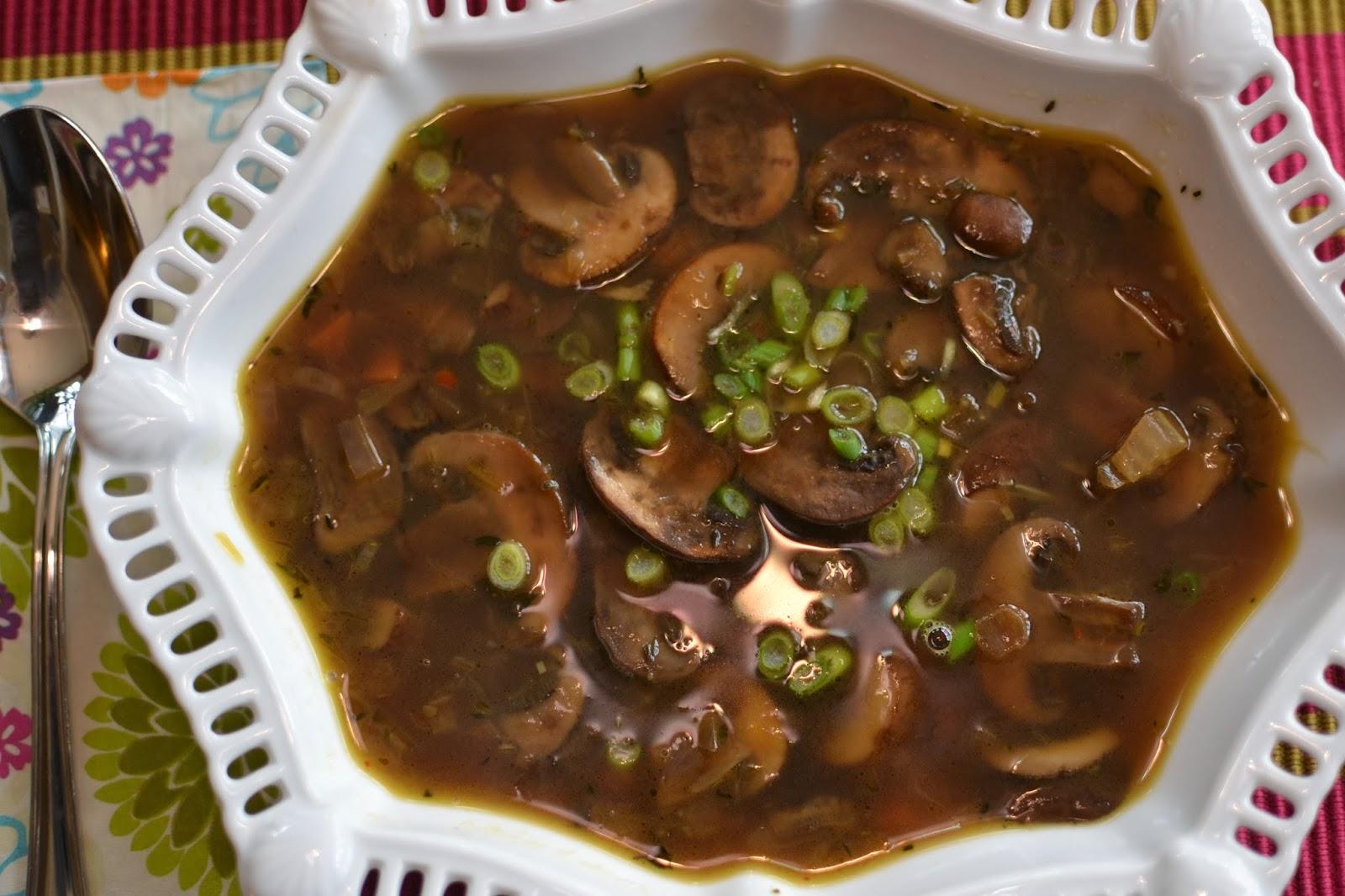 soup mushroom soup hungarian mushroom soup garlic mushroom soup ...