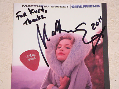 Concert Review Matthew Sweet Girlfriend Live Real