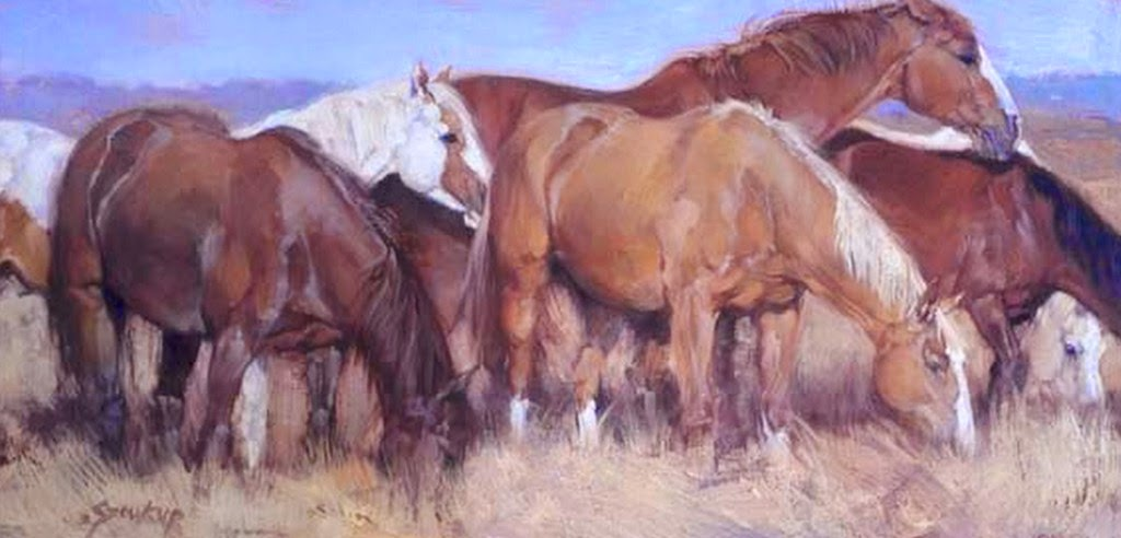 caballos-en-pinturas-artisticas