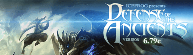 DotA 6.79c released.