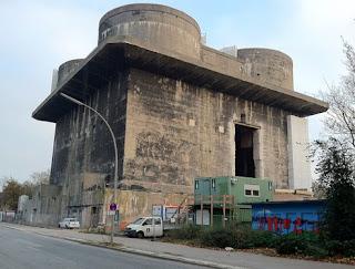 solar NAZI bunker