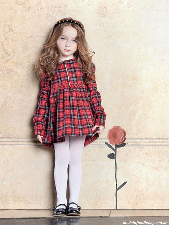 otoño invierno 2014 nucleo nenas moda infantil otoño invierno 2014