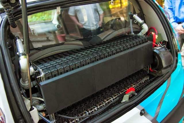Phinergy y Alcoa, nuevas tecnologías en los coches eléctricos