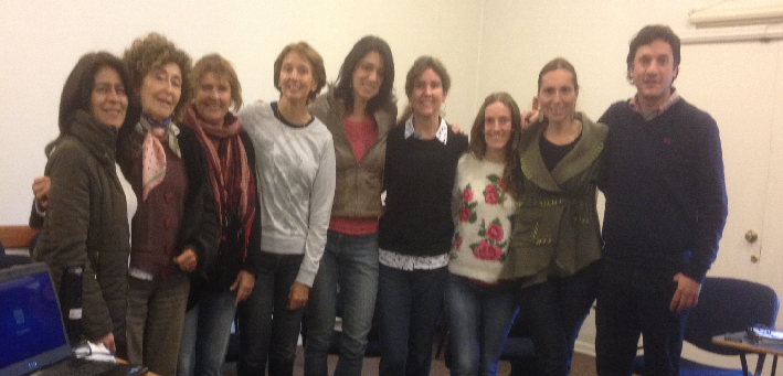 Curso de Especialización en Terapia Familiar con niños y Adolescentes 2014