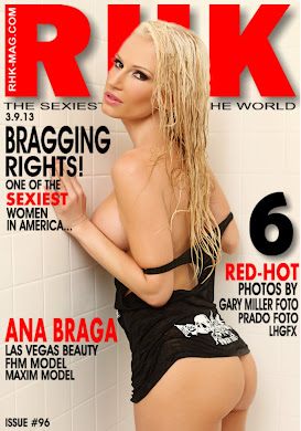 Bragging Rights: Ana Braga