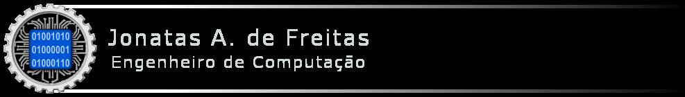 Engenheiro de Computação Jonatas Augusto de Freitas