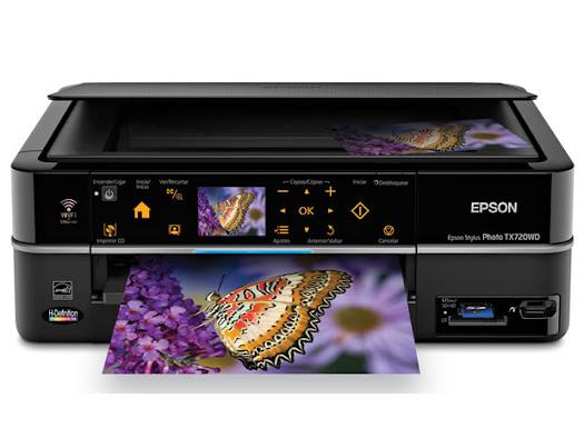 Impresora Epson TX720WD calidad profesional para tu hogar