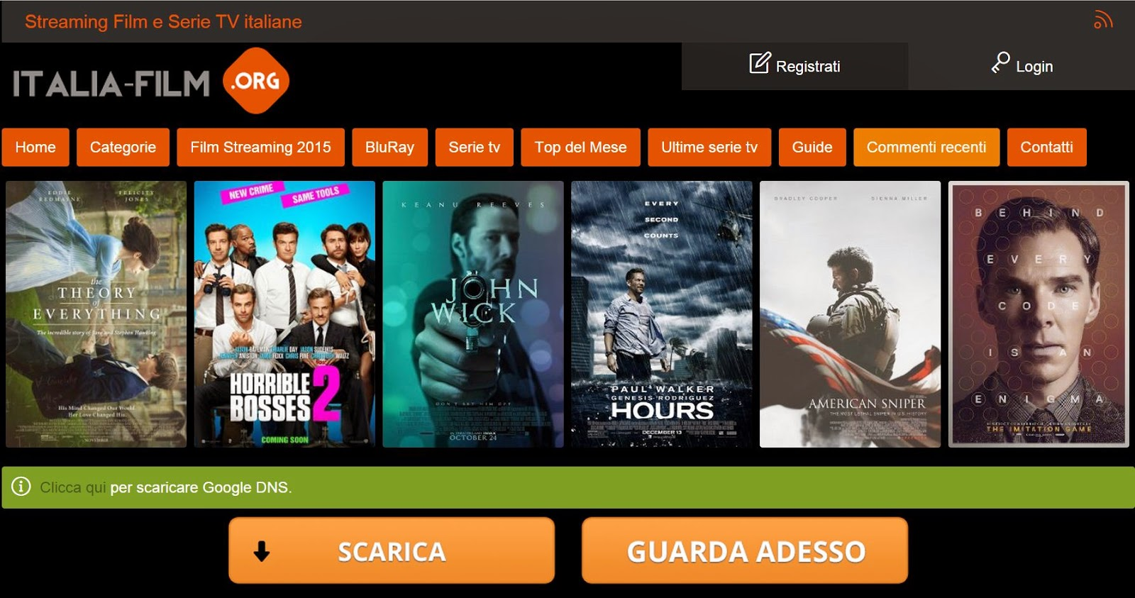 serie tv hard siti dove chattare gratis