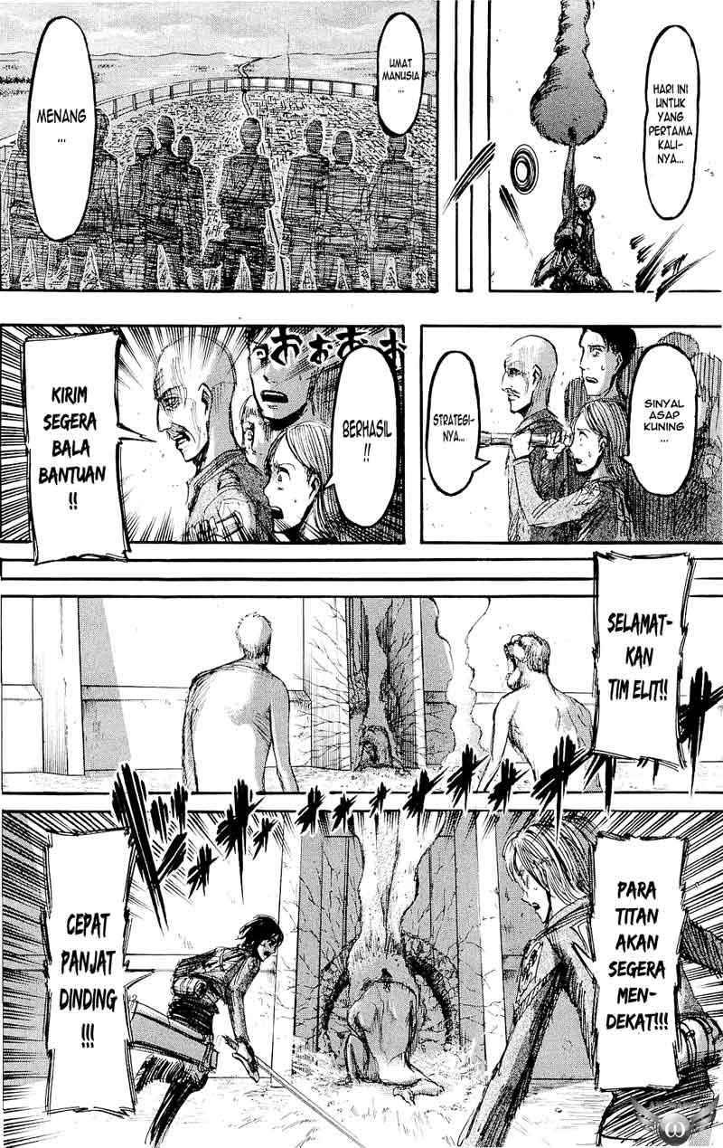 Dilarang COPAS - situs resmi www.mangacanblog.com - Komik shingeki no kyojin 014 - mengesampingkan keinginan 15 Indonesia shingeki no kyojin 014 - mengesampingkan keinginan Terbaru 33|Baca Manga Komik Indonesia|Mangacan