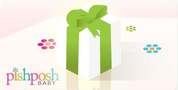 PishPoshBaby gift certificate