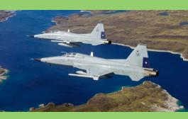 """La Fuerza Aérea de Chile activa la web oficial del Ejercicio """"Salitre 2014"""""""