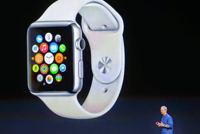 "Apple Presenta su nuevo reloj inteligente ""Apple Watch"""